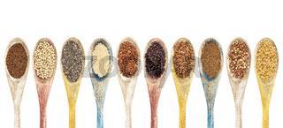 gluten frre grains and seeds