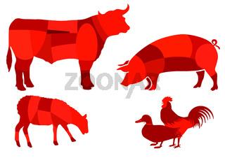 Beef Fleisch.eps