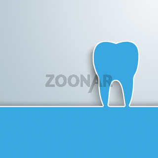 Tooth Blue Cover