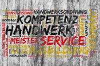 Konzept zu Handwerk in Deutschland