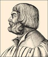 Albrecht Duerer, 1471 - 1528, a German painter