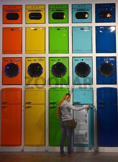 Kühlschränke auf der IFA Berlin