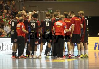 DKB Handball-Bundesliga 2013-2014, 11. Spieltag, SC Magdeburg-TUS N-Lübbecke