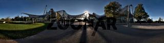 Olympiapark München, Panorama