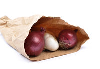 Gemüse in Papiertüte - Vegetables in paper bag