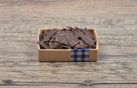 Schokoladensplitter - Chocolate bits