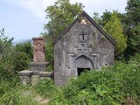 St Hartuin Chapel at Sanahin Monastery.