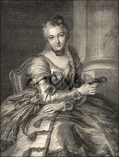 Madame de Mouchy, 1729 - 1794