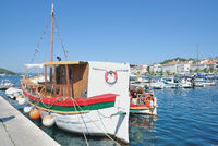 Mali Losinj,Losinj Island,adriatic Sea,Croatia