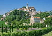 picturesque Umbria,Italy