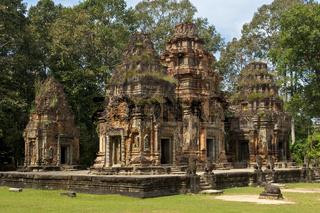 Preah Ko Tempel, Angkor, Kambodscha