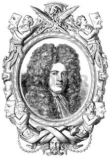 Ezekiel, Freiherr von Spanheim, 1629-1710, a German-Swiss diplomat