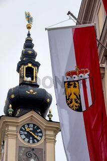 Österreich, Linz, Landhaus