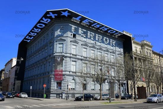 Terror Budapest Terror House Budapest