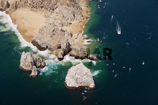 Lands End bei Cabo San Lucas, Mexiko