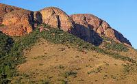 landscape at Marakele National Park, South Africa