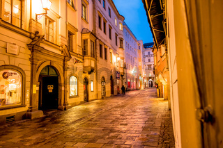 Linz, Oberösterreich, Altstadt