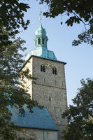 Church St. Peter in Recklinghausen, Germany