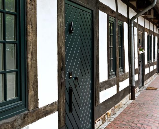 historical House Rinteln, Germany