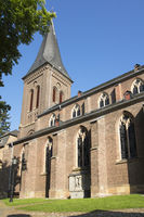 Parish Church St. Severinus in Kommern, Eifel, Ger