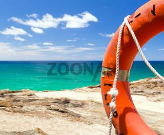 Surf Life Saver Float