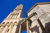 Split Kathedrale - Split cathedral 02