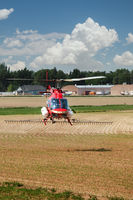 Helicopter Crop Duster