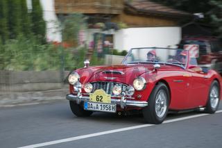 Südtirol Classic Cars_AUSTIN HEALEY 100