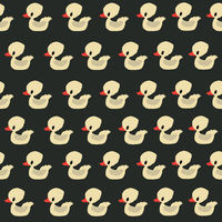 Seamless duck pattern