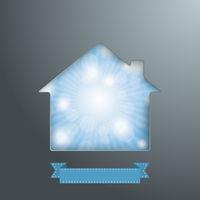 House Hole Dark Edition Blue Sky PiAd