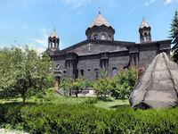 Yot Verk (Seven Wounds) Church in Gyumri