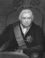 Sir Joseph Banks, 1743-1820, English botanist