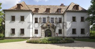 Altes Schloss, Fuerst Pueckler Park, Bad Muskau