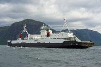 Fährschiff Finnoy im Lysefjord bei Lauvik