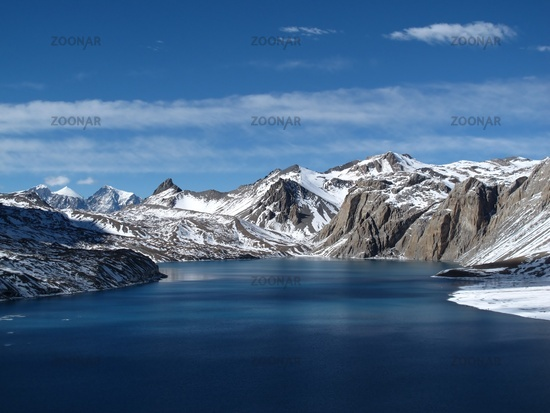 Beautiful Lake Tilicho