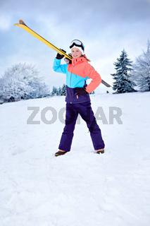 alpin girl