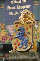 Celle - Heraldic lion