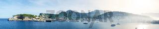 Port de Sóller panorama