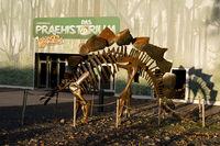 Praehistorium, Schiffweiler, Saarland, Germany