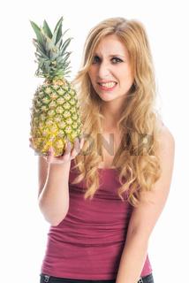 keine lust auf ananas