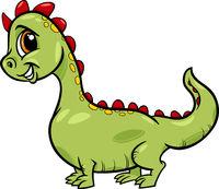 cartoon dragon cute fantasy character