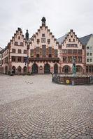Römer city hall Römer Berg, Frankfurt