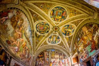 Italien, Rom, Vatikanische Museen