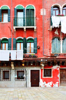 Old house in Venice
