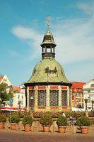 Water Tank Hanseatic City Wismar Germany
