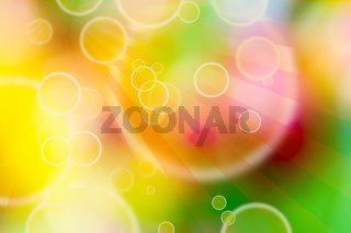 colored bright background