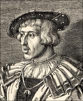 Emperor Ferdinand I, 1503 - 1564