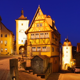 Rothenburg ob der Tauber