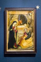 Nativity, Bicci di Lorenzo