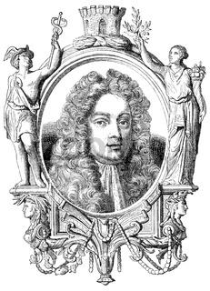 Simon Harcourt, 1st Viscount Harcourt, 1661-1727